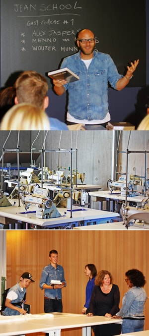 First official Jean School opens in Amsterdam